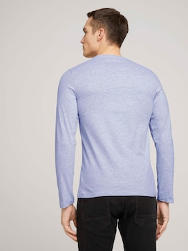 longsleeve made with organic cotton   - 2 - TOM TAILOR