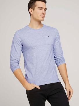 Shirt met biologisch katoen  - 5 - TOM TAILOR