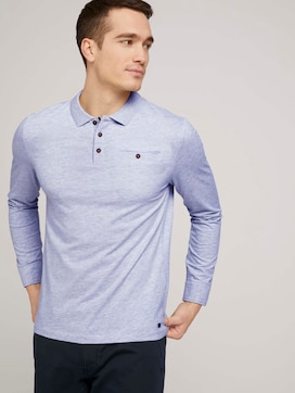 soft polo made with organic cotton   - 5 - TOM TAILOR