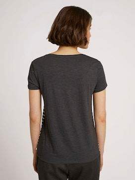 T-Shirt aus Bio-Baumwolle - 2 - TOM TAILOR Denim
