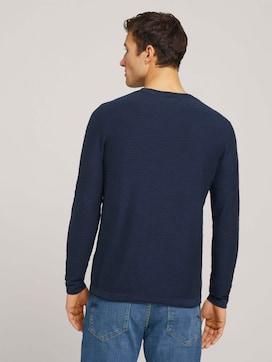 Sweatshirt mit Waschung - 2 - TOM TAILOR