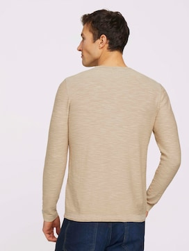 washed sweatshirt - 2 - TOM TAILOR