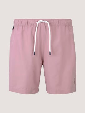 Basic swimming shorts with recycled polyester - 7 - TOM TAILOR