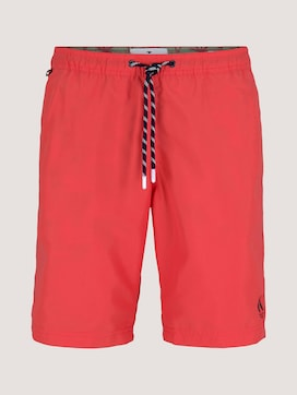 Swimming shorts with recycled polyester - 7 - TOM TAILOR