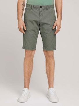 Josh regular slim chino shorts - 1 - TOM TAILOR