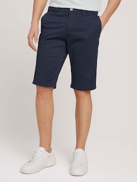 Josh Regular Slim Chinoshorts - 1 - TOM TAILOR