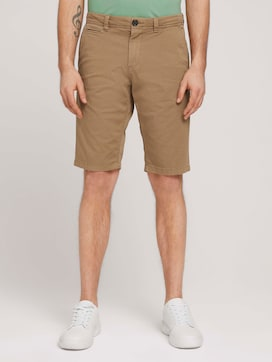 Josh Regular Slanke Chino Shorts - 1 - TOM TAILOR