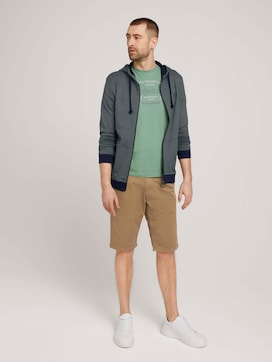 Josh Regular Slanke Chino Shorts - 3 - TOM TAILOR