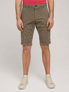 Josh regular slim cargo trousers - 1 - TOM TAILOR