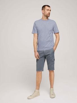 Josh regular slim cargo trousers - 3 - TOM TAILOR