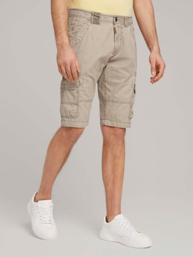 Cargo bermuda shorts - 1 - TOM TAILOR