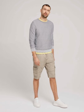 Cargo bermuda shorts - 3 - TOM TAILOR