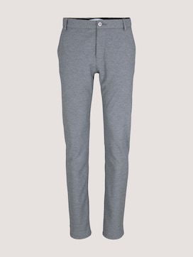 Travis slim jersey trousers - 7 - TOM TAILOR