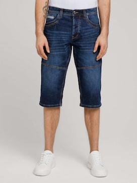 Morris Relaxed Overknee Shorts - 1 - TOM TAILOR