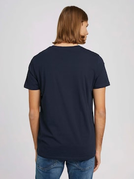t-shirt with a print - 2 - TOM TAILOR Denim