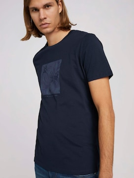 t-shirt with a print - 5 - TOM TAILOR Denim