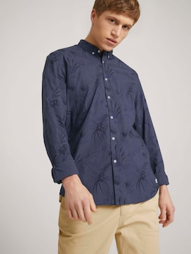 patterned shirt - 5 - TOM TAILOR Denim