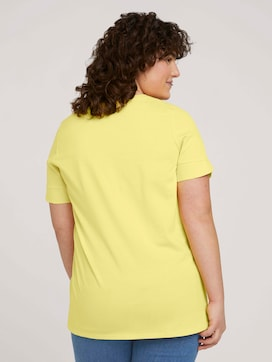 T-Shirt mit Bio-Baumwolle - 2 - My True Me