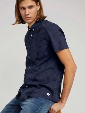 patterned shirt - 5 - TOM TAILOR Denim