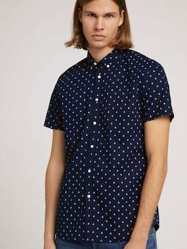 overhemd met patroon - 5 - TOM TAILOR Denim