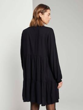 Mini Babydoll Kleid mit Schleife - 2 - TOM TAILOR Denim