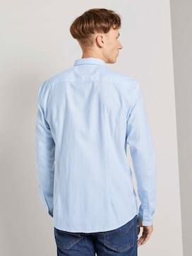 Slim Fit overhemd met strepen - 2 - TOM TAILOR Denim
