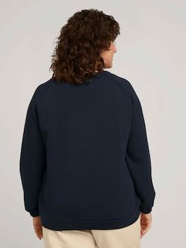 Sweater met raglan mouwen - 2 - My True Me
