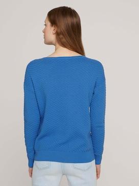 Pullover aus Bio-Baumwolle - 2 - TOM TAILOR Denim
