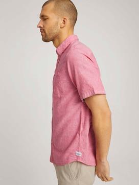 short-sleeved shirt - 5 - TOM TAILOR