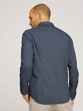 patterned shirt - 2 - TOM TAILOR