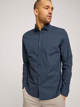 patterned shirt - 5 - TOM TAILOR