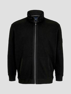 ottoman sweat jacket - 7 - Tom Tailor E-Shop Kollektion