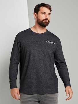 strukturierter Pullover - 2 - Men Plus