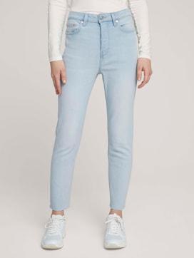 Lotte slim straight jeans high waist - 1 - TOM TAILOR Denim