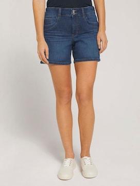 Cajsa low waist denim shorts - 1 - TOM TAILOR Denim