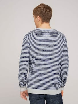 gestreifter Pullover - 2 - TOM TAILOR Denim