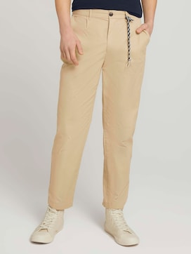 Relaxed Fit Chinohose - 1 - TOM TAILOR Denim