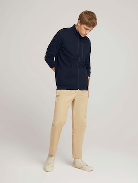 Relaxed Fit Chino broek - 3 - TOM TAILOR Denim