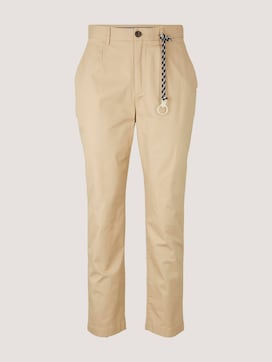 Relaxed Fit Chinohose mit Bio-Baumwolle - 7 - TOM TAILOR Denim