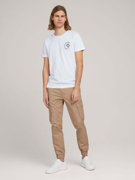 Cargo Hose - 3 - TOM TAILOR Denim