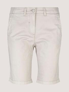 Chino Bermuda Shorts - 7 - TOM TAILOR