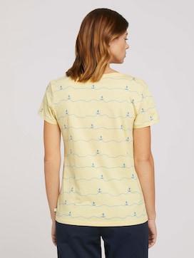 T-Shirt mit Anker-Print - 2 - TOM TAILOR Denim