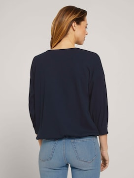 Shirt mit Knopfleiste - 2 - TOM TAILOR Denim