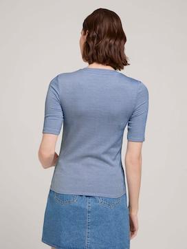 Gestreept Slim Fit T-shirt - 2 - TOM TAILOR Denim