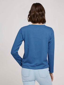 Sweater met textuur - 2 - TOM TAILOR Denim