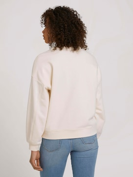 Oversized SweaT-Shirt mit Bio-Baumwolle - 2 - TOM TAILOR Denim