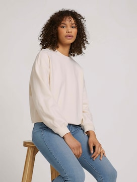 Oversized SweaT-Shirt mit Bio-Baumwolle - 5 - TOM TAILOR Denim