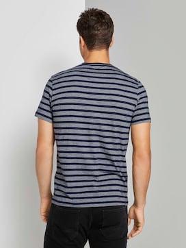 Gestreiftes T-Shirt im Doppelpack - 2 - TOM TAILOR