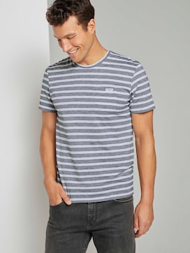 Gestreiftes T-Shirt im Doppelpack - 5 - TOM TAILOR