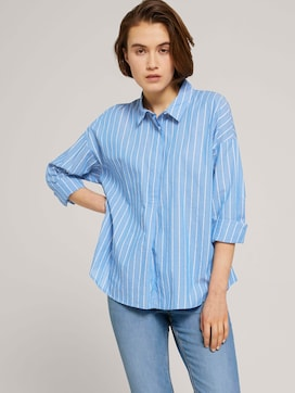Gestreepte Tuniek Blouse - 5 - TOM TAILOR Denim
